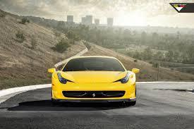 Ferrari 458 Body Kit - ferrari 458 italia body kits u0026 carbon fiber aero kits vorsteiner