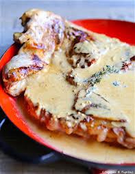 cuisiner escalope de veau recette de escalopes de veau à la moutarde recettes diététiques