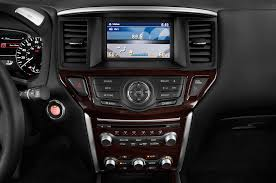 nissan suv 2016 interior 2014 nissan pathfinder radio interior photo automotive com