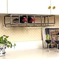 stainless steel countertop wine rack diy wall mounted tabletop