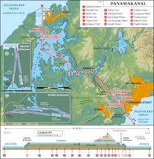 Interactive Westeros Map Landkartenblog Landkarte Vom Neuen Und Alten Panamakanal
