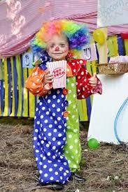 Kids Halloween Clown Costumes Custom Costume Yarn Wig Hat Hair Bangs Itsmydesign87