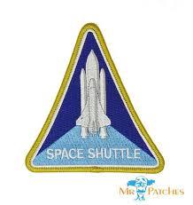 nasa shuttle space program patch halloween costume jacket shirt