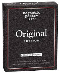 Magnetic Home Design Kit by Original Kit U2013 Magneticpoetry Com