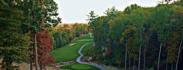 tennessee fairfield glade heatherhurst crag golf club tennessee mountain golf courses in