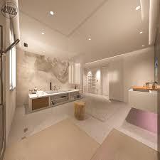 schöner wohnen badezimmer fliesen tapete im badezimmer wandtapeten als kreative alternative zu
