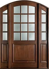 Solid Timber Front Door by Furniture Modest Big Front Door With Solid Oak Wood Materials