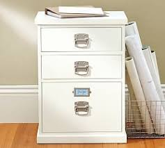 4 Drawer Wood File Cabinets For The Home by Filing Cabinets Pottery Barn