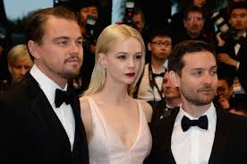 leonardo dicaprio gatsby hairstyle baz luhrmann i knew criticism of the great gatsby would come