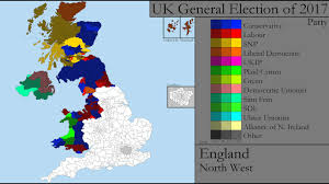 Uk Election Map by Uk General Election Of 2017 Youtube