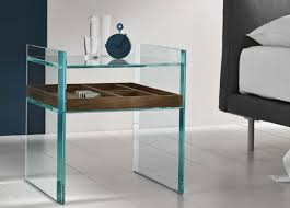 Glass Side Table by Glass Side Table Decor Ideas U2014 The Furnitures