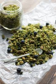 40 traditional thanksgiving dinner menu and recipes delish matcha granola with blueberries 40 aprons
