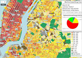 map of nyc power play an energy map of new york city