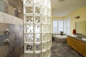 stunning glass block shower designs that u0027ll take your breath away