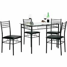 all glass dining room table cheap kitchen table and chairs glass dining table 4 chairs kitchen