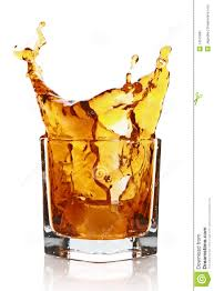 cocktail splash png glass with splashing whisky drink stock image image 14579681