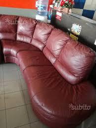 marca divani divano vera pelle marca divani divani arredamento e casalinghi