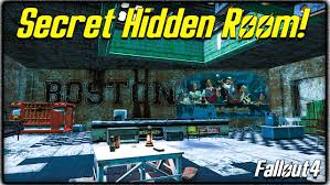fallout 4 secret hidden room on top of diamond city how to