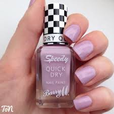 swatch monday barry m speedy quick dry nail paint u2013 lap of