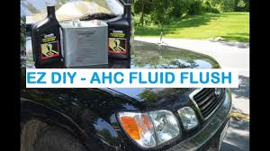 amazon com toyota genuine fluid how to ahc suspension fluid flush lexus lx470 toyota land