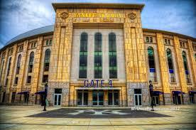yankee stadium gate 4 bronx new york new york pinterest yankee stadium gate 4 bronx new york