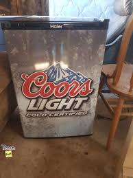 coors light beer fridge coors light beer fridge fridges and freezers in camrose townpost