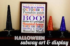 free halloween art halloween subway art u0026 glittered witches u0027 hats oopsey daisy