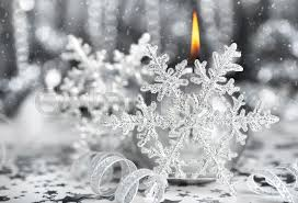 silver christmas christmas decoration silver background with candle