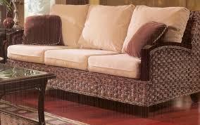wicker sleeper sofa marvelous lighting design also rattan sleeper sofa kensington