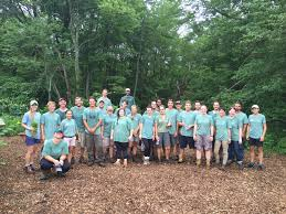 nature trail clean up courtesy of longwood gardens greenwood