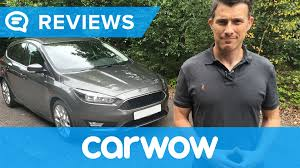 ford focus 2017 hatchback review mat watson reviews youtube