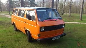volkswagen van hippie for sale retro vintage aircooled vw transporter t25 camper day van 1981 not