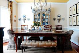 Folding Card Table Dining Room Farmhouse With Vintage Traditional - Traditional chandeliers dining room