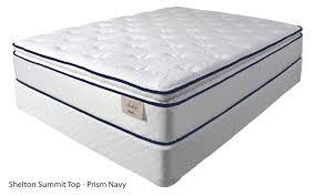 king shelton pillow top mattress