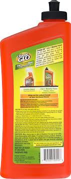 orange glo 4 in 1 monthly hardwood floor fresh orange scent