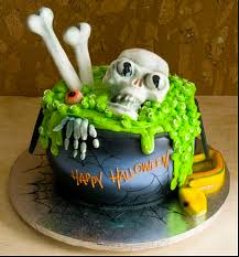 Unique Halloween Cakes 12 Amazing Skull Cakes Which One Is Your Favorite U2014 I Love Halloween
