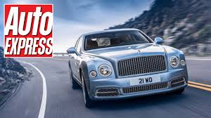 bentley chinese new look bentley mulsanne is the u0027most relaxing car in the world