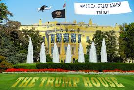 welcome to trump u0027s house making america trump great againsources