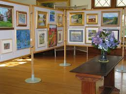 annual art show and sale presented by west falmouth library