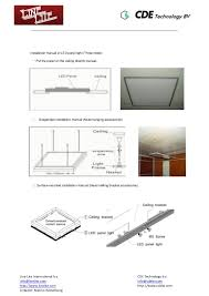 led panel light manual ceiling panels remote and ww to cc controllable