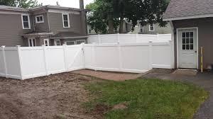 Gothic Home Decor Catalogs Corner White Vinyl Picket Fence Fences Cottage Thefind Haammss