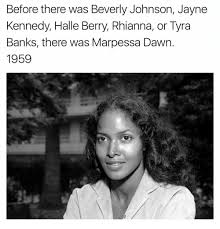 Tyra Banks Meme - before there was beverly johnson jayne kennedy halle berry rhianna