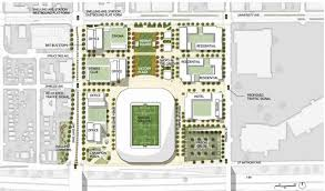 Stadium Floor Plans Plans Unveiled For Development Around United Soccer Stadium In St