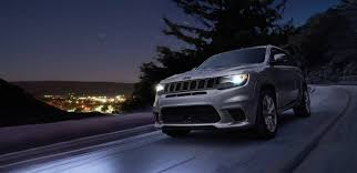 jeep hawk track new 2018 jeep grand cherokee trackhawk for sale near corona ca