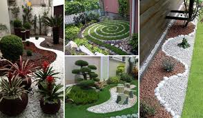 courtyard designs 25 cool pebble design ideas for your courtyard amazing diy