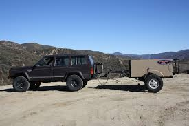 jeep offroad trailer off road trailers paulco trailers