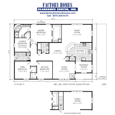 home floor plans for sale wide 4 bedroom manufactured homes