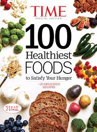 100 super healthy and filling foods time