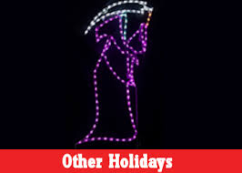 Thanksgiving Outdoor Decorations Lighted Lighted Outdoor Christmas Displays Led Wire Frame Holiday Yard Art