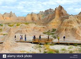 South Dakota national parks images Walk badlands national park south dakota stock photo royalty free jpg